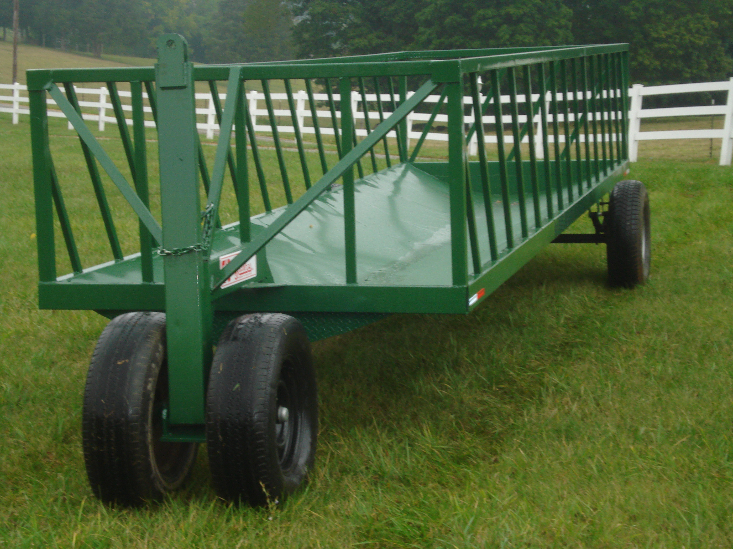 Hay Feeder Wagon Image
