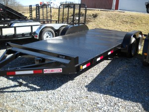 2 AXLE 18 FT. CAR HAULER Image