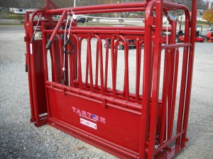 CATTLE SQUEEZE CHUTE SERIES 3 Image