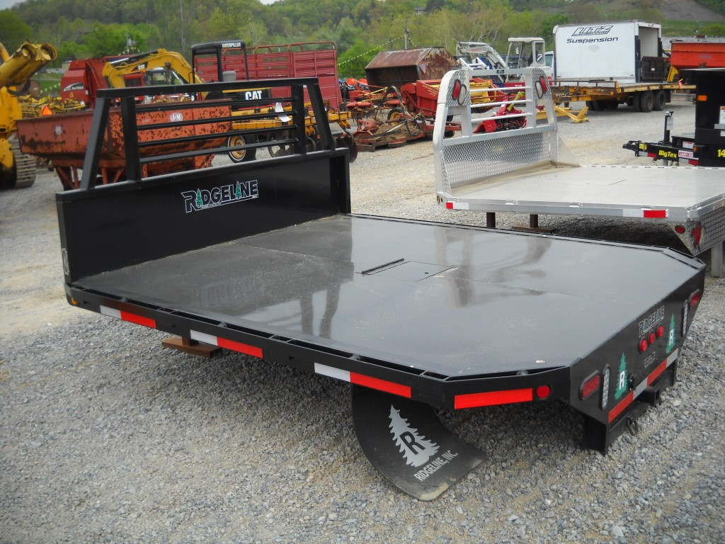 STEEL TRUCK BEDS Image