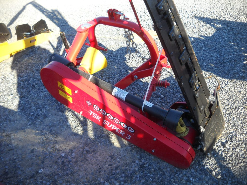7 FT. GRAMIP SICKLE MOWER Image