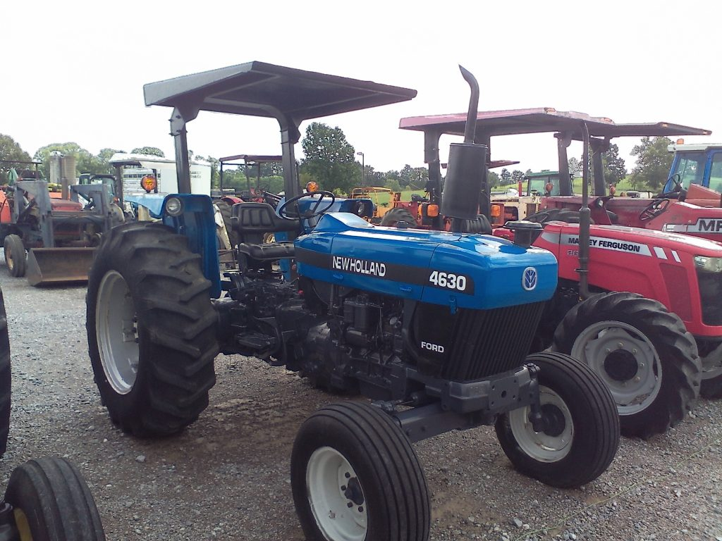 NEW HOLLAND 4630  Image