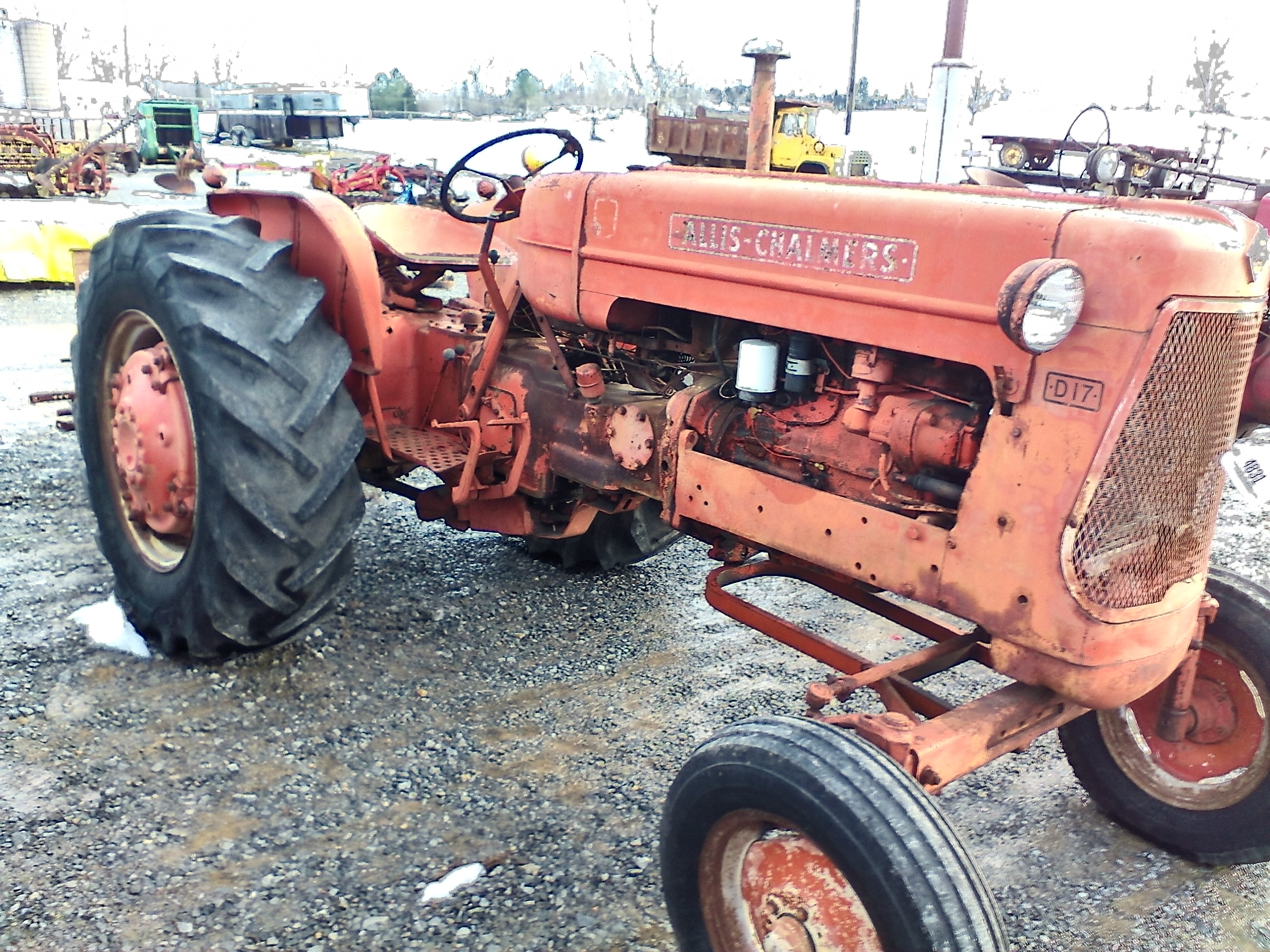 ALLIS CHALMBERS D-17 Image
