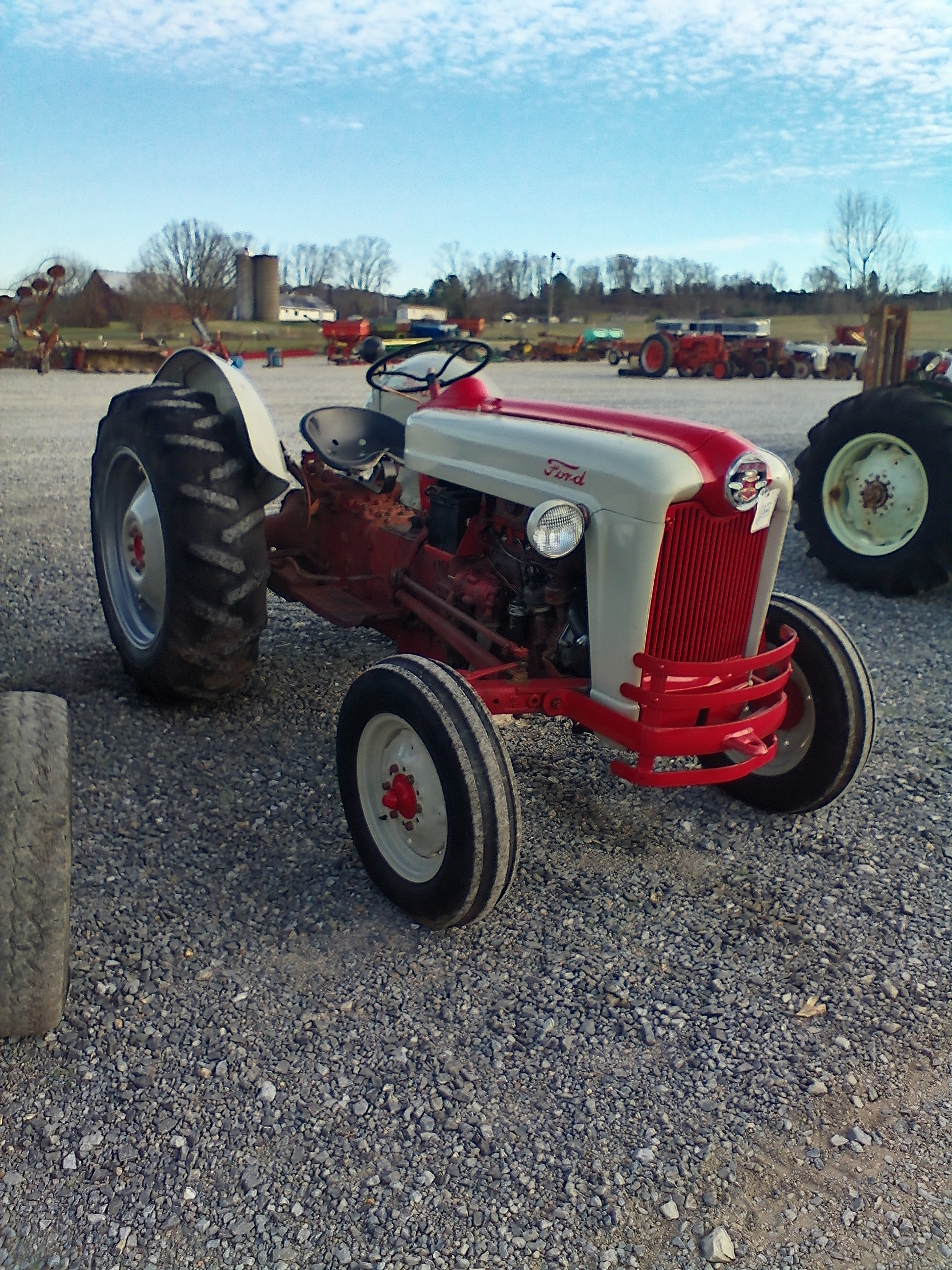 FORD 600 Image