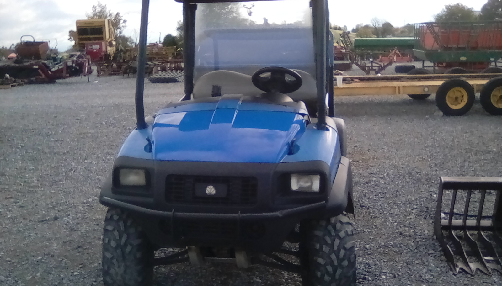NEW HOLLAND 125 SIDE X SIDE Image