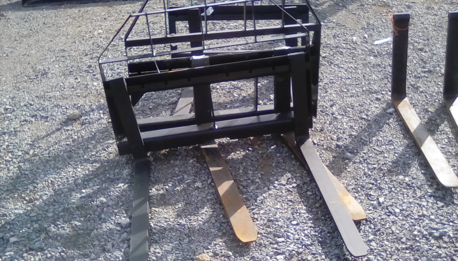 SKID STEER FORKS (NEW) Image
