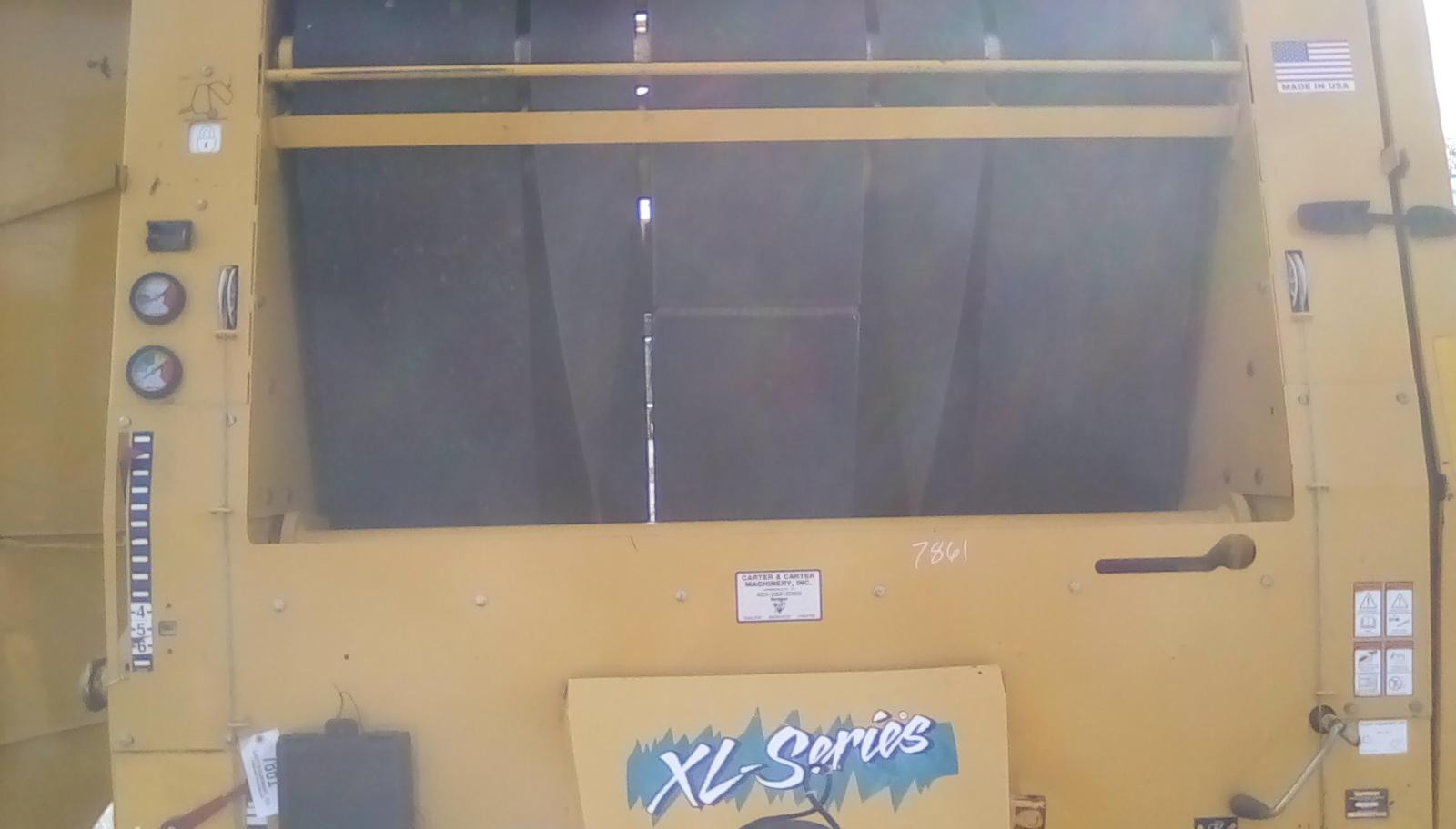 VERMEER 605 XL SERIES BALER Image