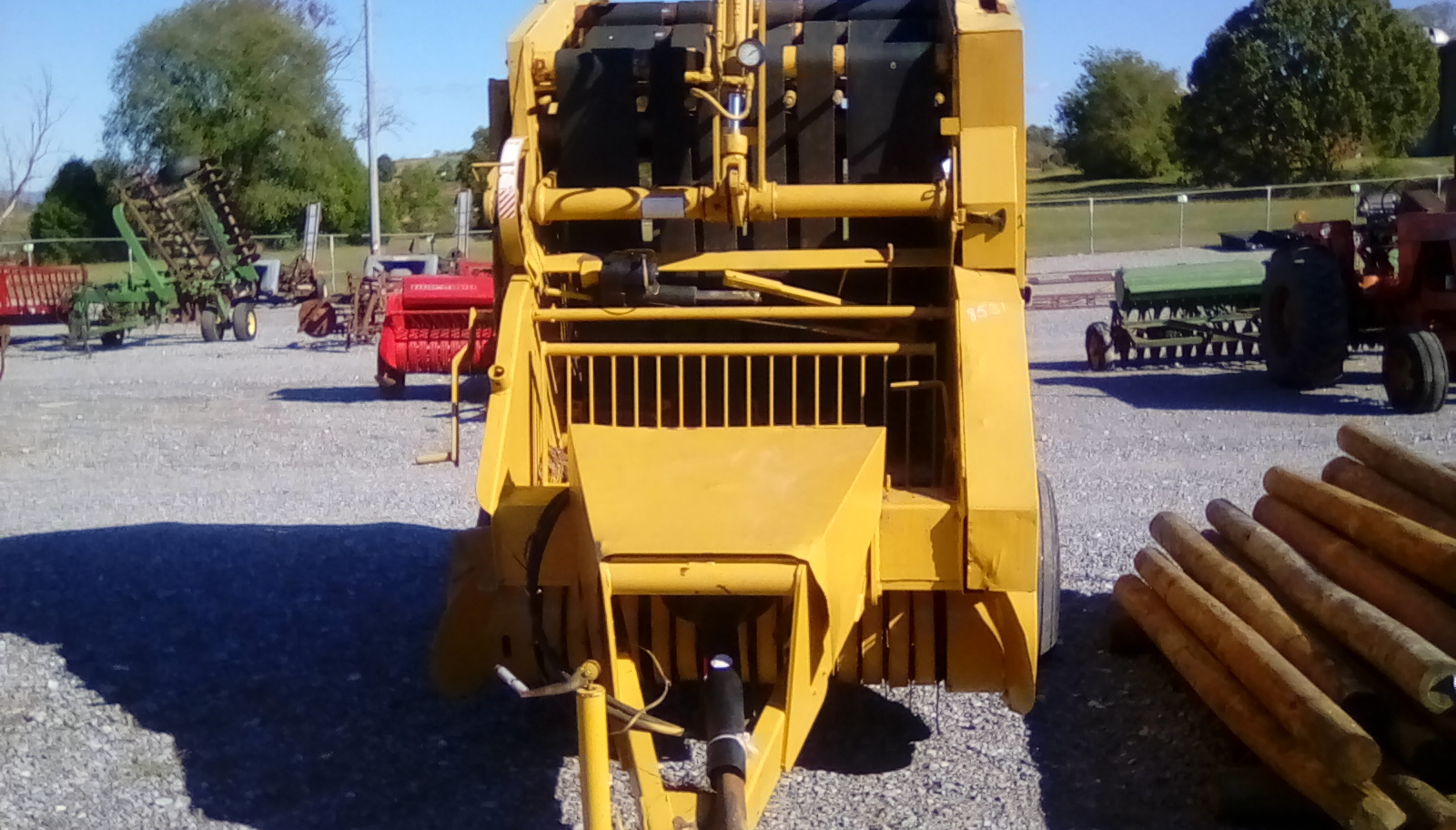 VERMEER 504 H BALER 4X4 Image