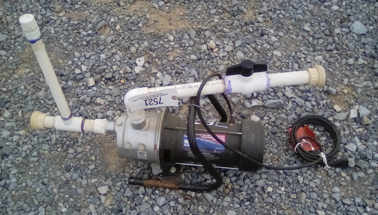 WAYNE RELIANT ONE SPRINKLER PUMP 1 HP Image