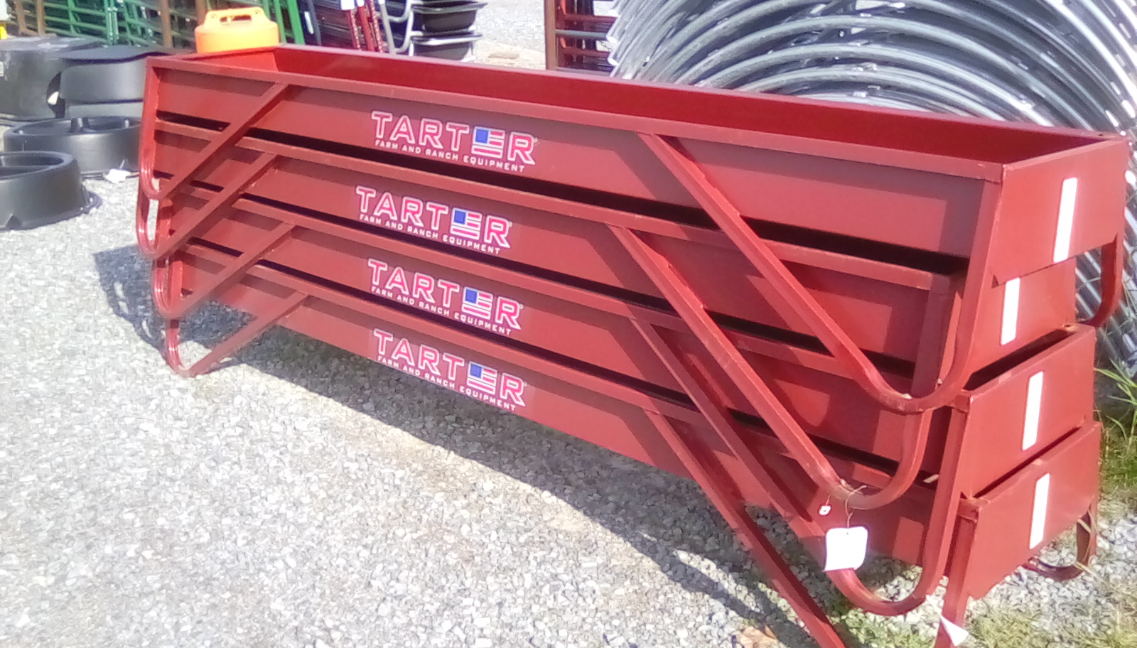 TARTER GRAIN FEEDER (NEW) Image