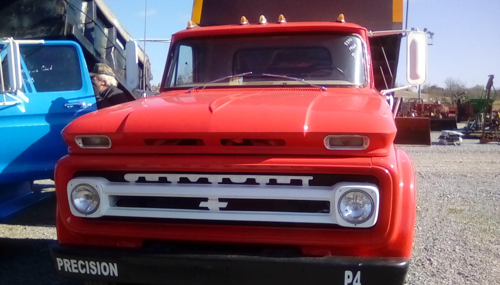 1964 CHEVY DUMP TRUCK Image
