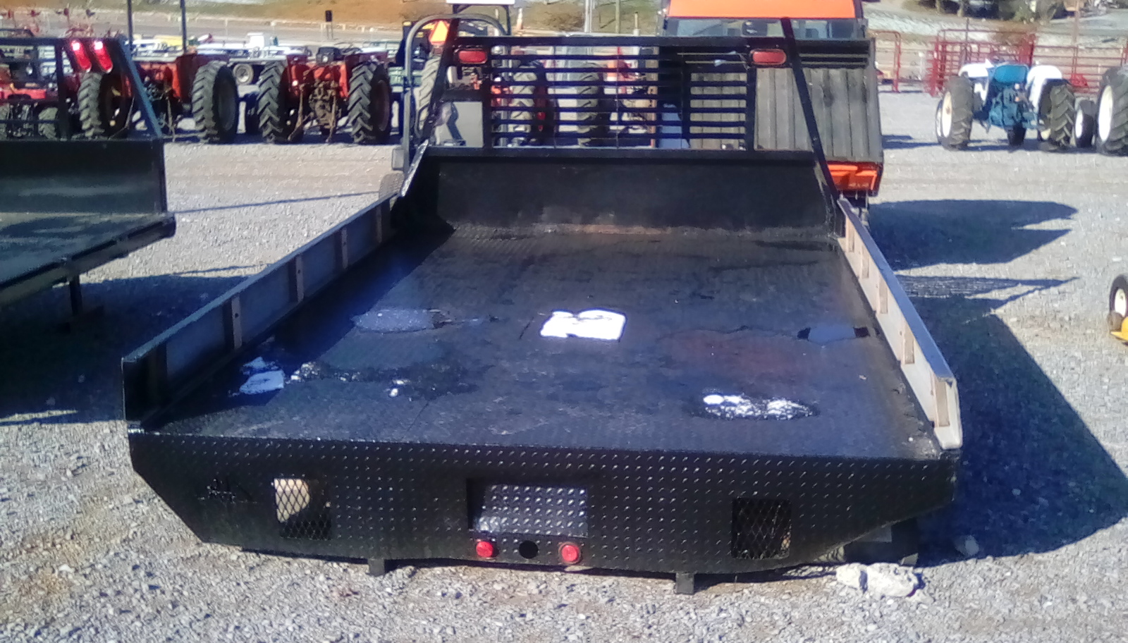 FLAT BED TRUCK BED 10 FOOT Image