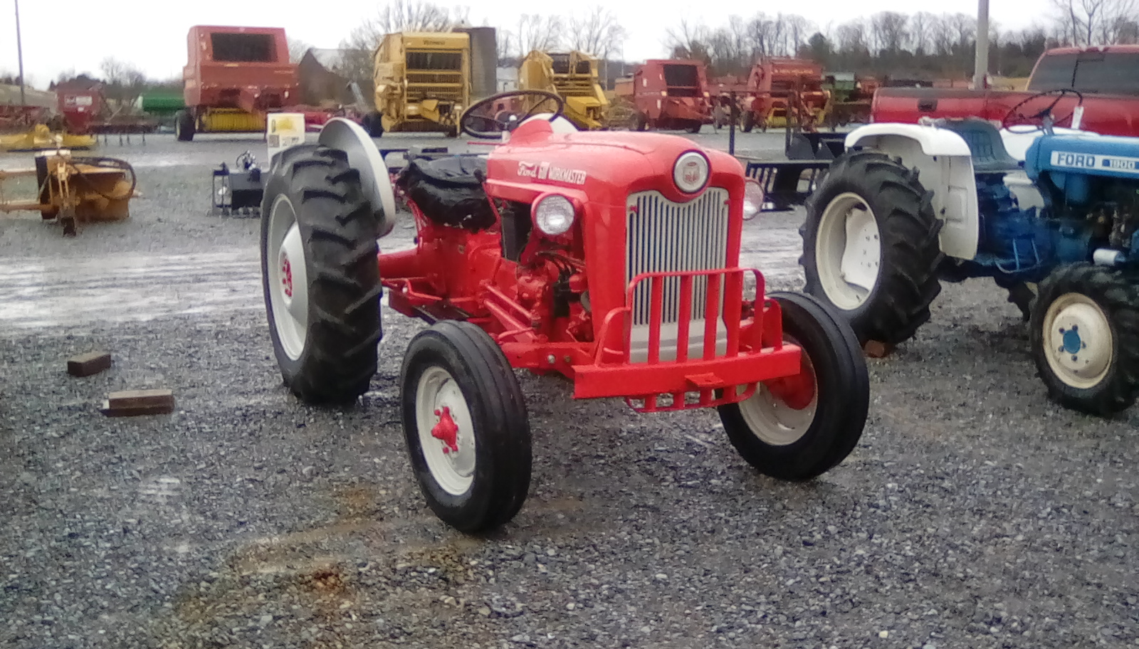 FORD WORKMASTER 601 (641) Image