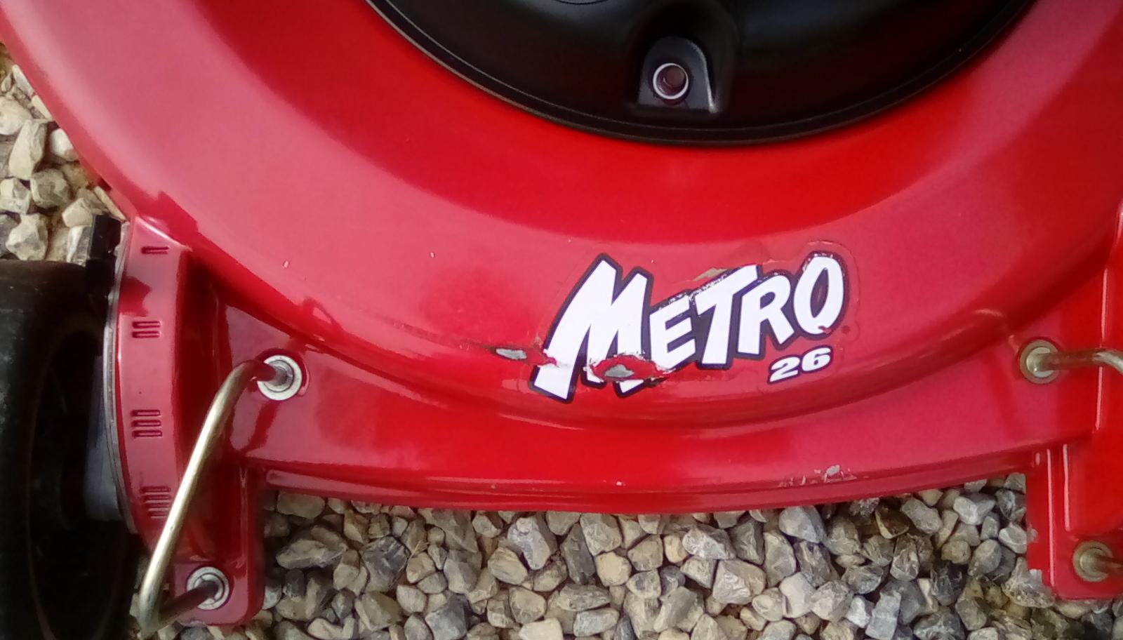 EXMARK METRO 26 Image