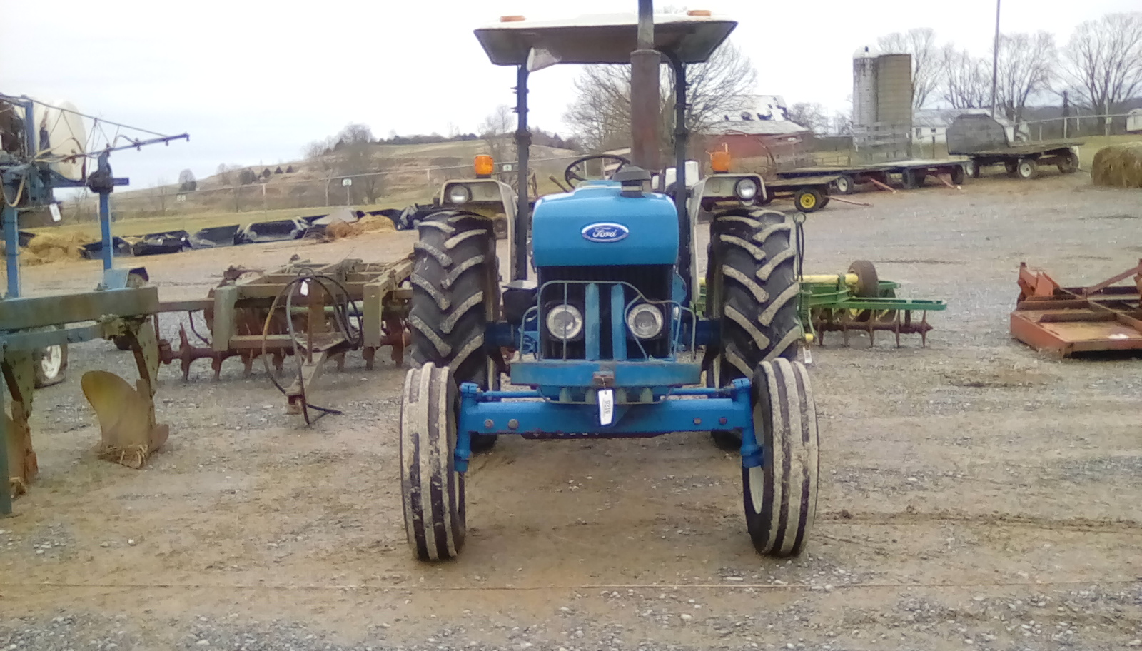 FORD 4630 TRACTOR Image