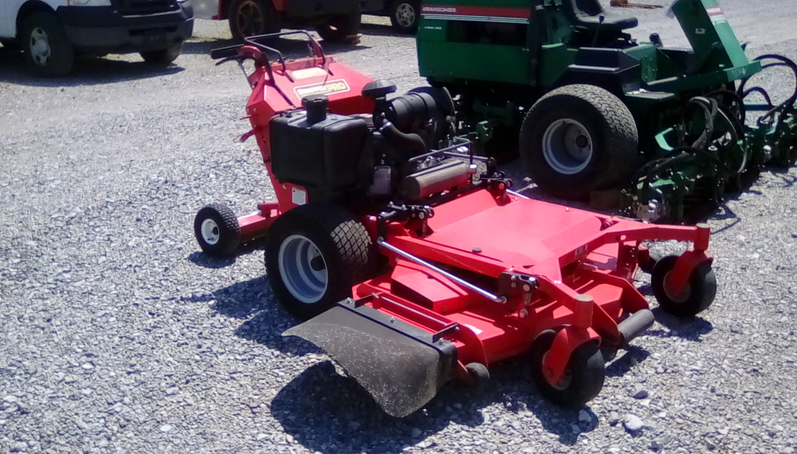 SNAPPER PRO WALK BEHIND MOWER Image