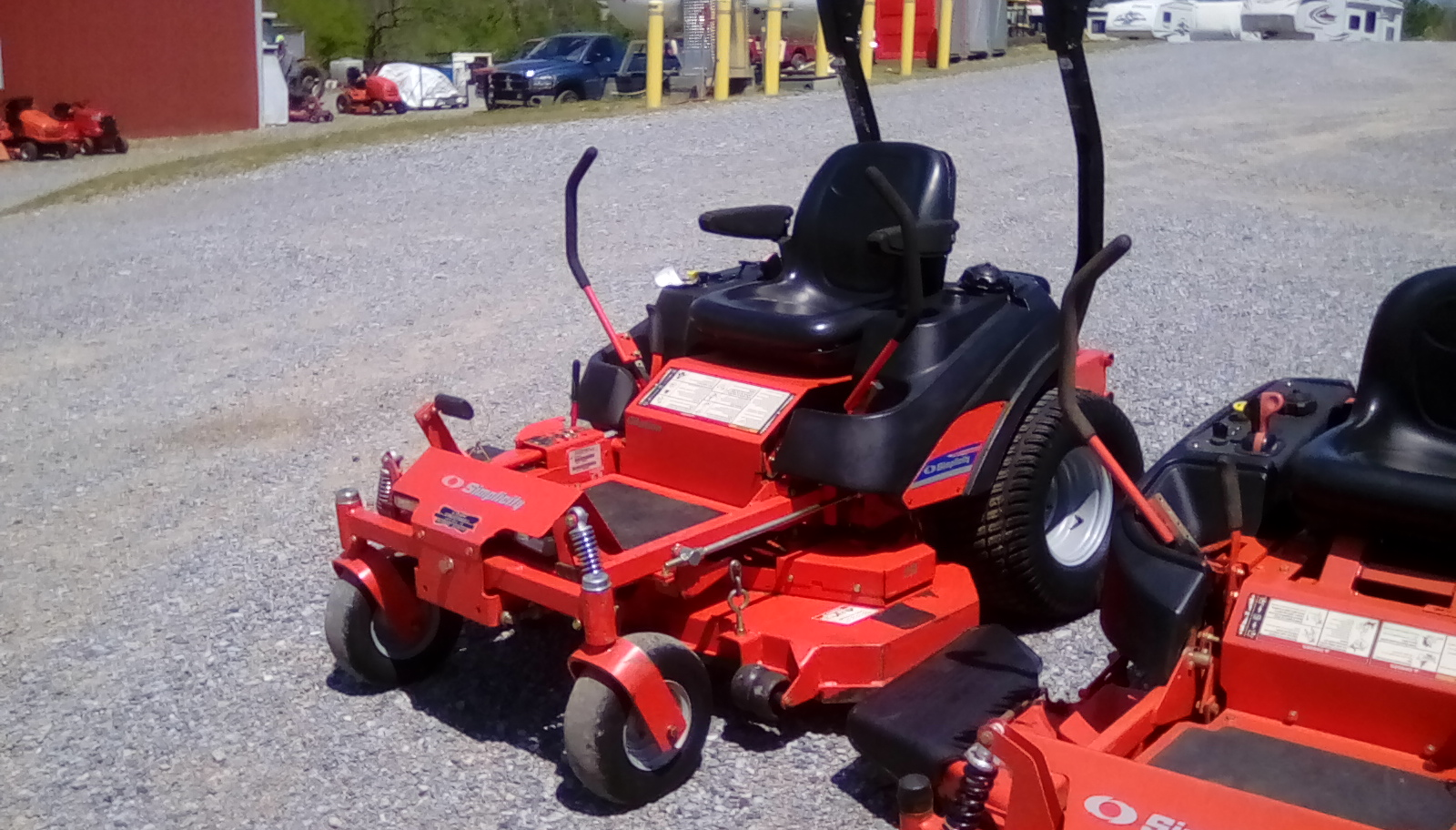 SIMPLICITY CITATION ZERO TURN MOWER Image