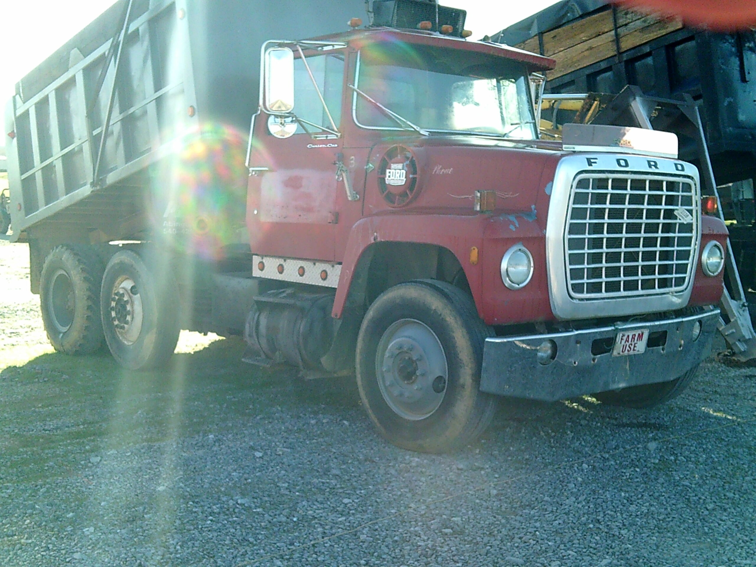 1979 FORD DUMP TRUCK Image